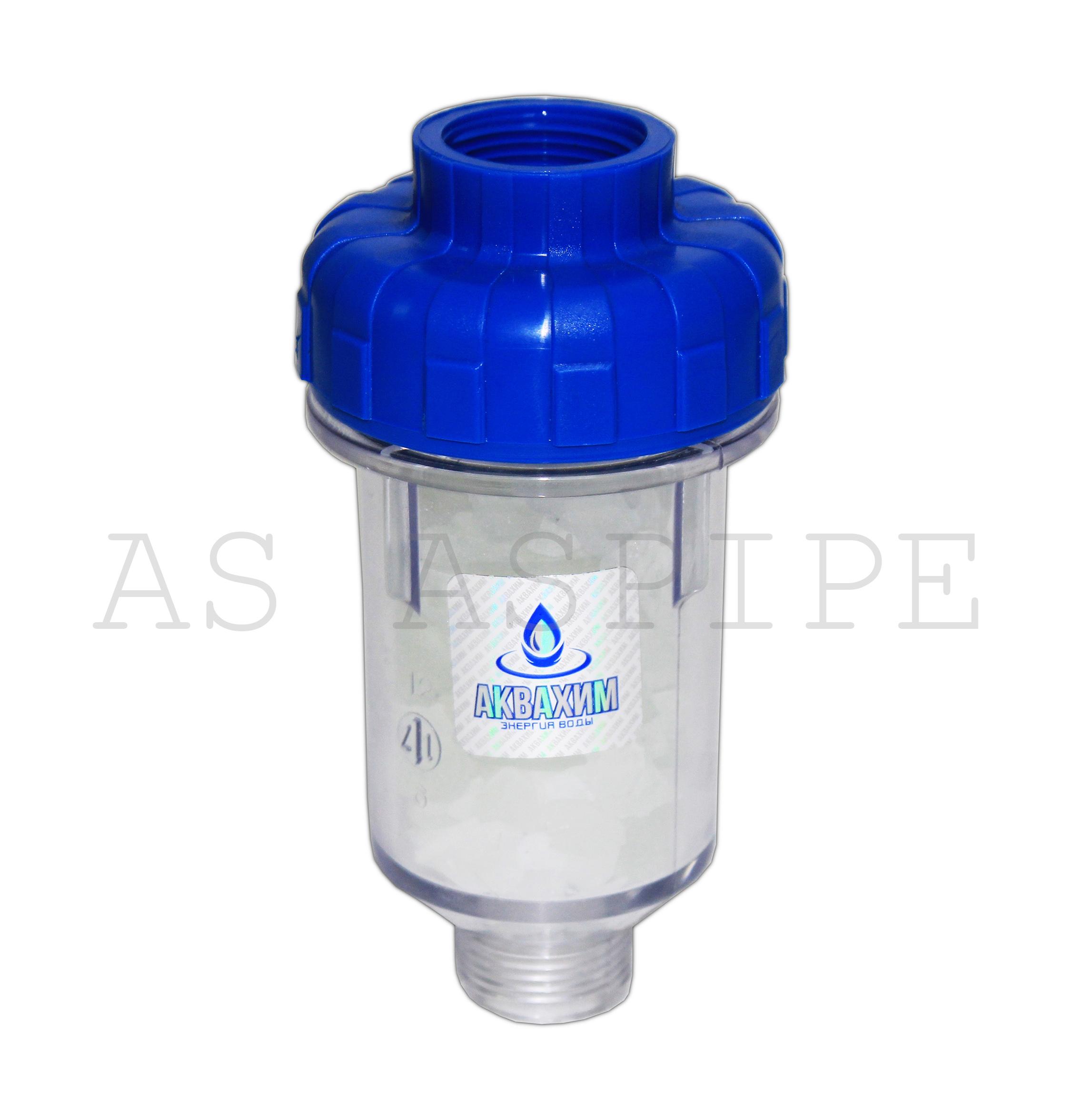 """Полифосфатный фильтр (YL-Q1 3/4""""BRASS)"""